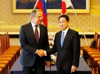 В Токио в понедельник, 20 марта, стартовали переговоры министров иностранных дел России и Японии Сергея Лаврова и Фумио Кисиды