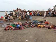 У берегов Йемена боевой вертолет расстрелял судно, полное сомалийских беженцев