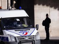 Под Парижем задержаны четверо подозреваемых в подготовке теракта