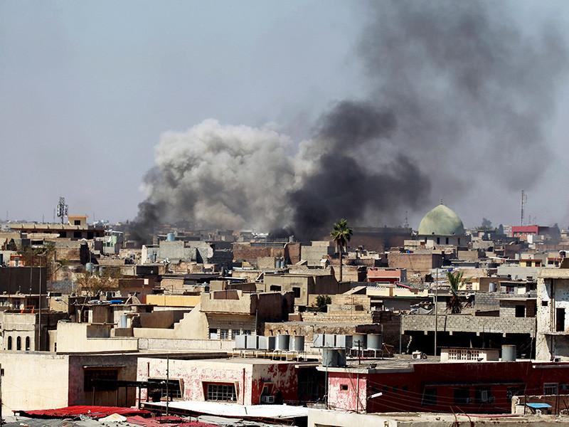 Штурм Мосула прекращен из-за жертв среди мирного населения