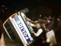 В  Батуми произошли беспорядки: 21 человек пострадал,  десятки задержаны