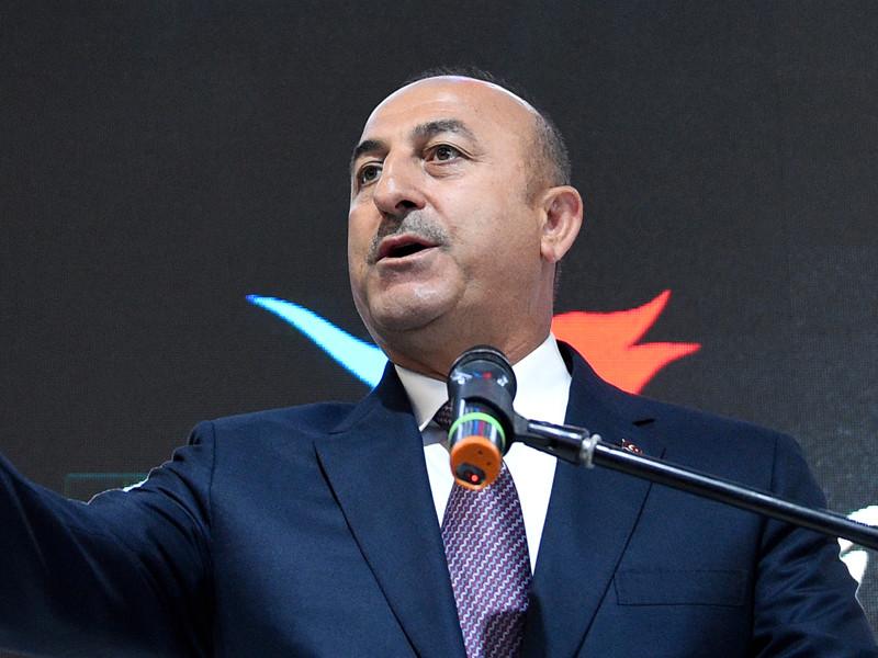 О возможности аннулирования соглашения с ЕС заявил также глава турецкого МИД Мевлют Чавушоглу