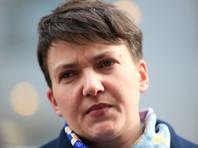 """Надежда Савченко высказалась насчет """"еврейского ига"""" на Украине и призвала действовать"""