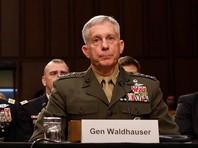 Пентагон заявил о наличии российских военнослужащих в Ливии