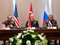 В Анталье главы генштабов России, США и Турции собрались для обсуждения ситуации в Ираке и Сирии