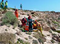 Австралийку, сломавшую ногу при падении с обрыва, спасла верная собака