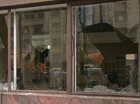 В Дамаске взрывной волной выбило стекла в пустом здании российской консульской службы