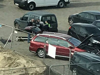 В Бельгии задержали гражданина Франции, пытавшегося раздавить пешеходов автомобилем