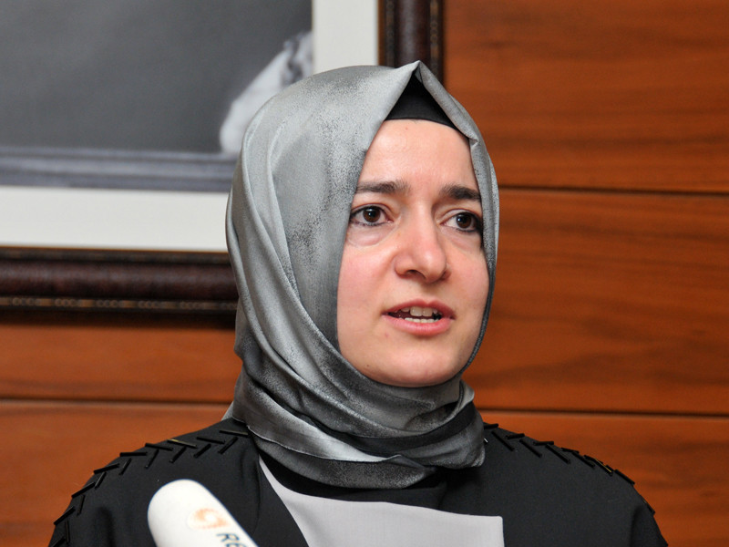 Турецкий министр, выдворенная из Нидерландов, пожаловалась в ООН