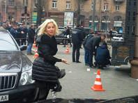 """Максакова также сообщает, что ей выделили серьезную охрану: """"Возят на бронированной машине… Если бы его так охраняли, все было бы в порядке"""""""