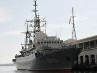 Fox News: возле  базы подлодок США замечен российский корабль-разведчик