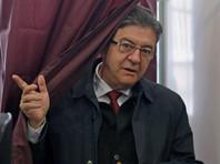Меланшон лидирует среди избирателей на заморских территориях Франции