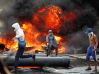 В венесуэльских штатах Мерида и Баринас во время протестных акций в понедельник, 24 апреля, были убиты два человека