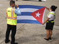 На Кубе военный самолет врезался в гору, погибли восемь человек