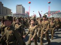 """Иностранные журналисты как щит: КНДР, готовая к войне с США, пригласила около 200 зарубежных репортеров освещать грядущие """"важные события"""""""