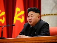 Лидер КНДР послал Асаду телеграмму с осуждением ракетного удара США по авиабазе Шайрат