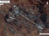 На сирийском аэродроме, который бомбили США, находились россияне. По предварительным данным, их не задело