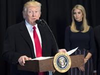 Британские дипломаты рассказали о роли Иванки Трамп в решении о ракетном ударе по авиабазе в Сирии