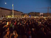 В Венгрии прошла масштабная акция протеста против возможного закрытия университета Сороса
