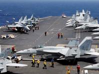 Авианосная ударная группа ВМС США во главе с атомным авианосцем Carl Vinson подошла к Корейскому полуострову в ожидании возможного нового ядерного испытания