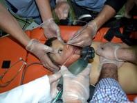 Наблюдатели сообщили о гибели десятков человек в результате химической атаки в Сирии
