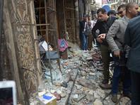 В Египте установлена личность террориста-смертника, устроившего взрыв у церкви в Александрии