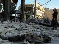 """Глава МИД ФРГ Зигмар Габриэль заявил, что невозможно было спокойно наблюдать за ситуацией, в которой """"Совбез ООН был не в состоянии отреагировать на варварское применение химоружия в Сирии против невинных людей"""""""