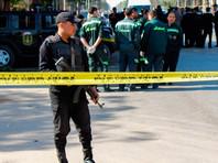 В Египте в городе Танта утром в воскресенье произошли два взрыва: один у коптской христианской церкви, другой - в центре подготовки полицейских