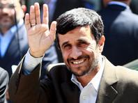 Ахмадинежад зарегистрировался как кандидат в президенты Ирана