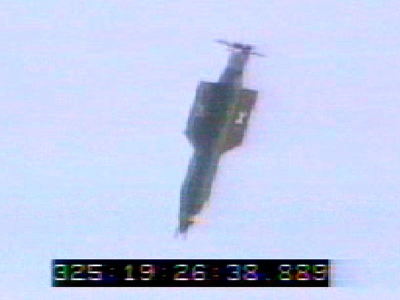 13 апреля Пентагон отчитался о применении неядерной бомбы GBU-43/B Massive Ordnance Air Blast (MOAB) весом 10 300 кг, которая стоит 16 млн долларов и считается самой крупной неядерной бомбой