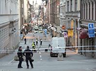 Полиция Швеции сообщила о пятой жертве теракта в Стокгольме