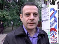Речь идет о деле жителя Сочи Виталия Нибиеридзе, обвиненного в организации незаконного митинга и оставленного под административным арестом на восемь суток