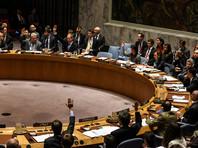 Россия воспользовалась своим правом вето и заблокировала в Совете безопасности ООН проект резолюции по расследованию фактов химической атаки в сирийской провинции Идлиб, представленный накануне трем западными странами - Великобританией, США и Францией