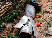 Израиль подвергся ракетному обстрелу с территории Синайского полуострова