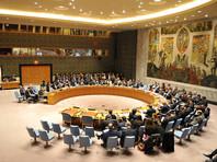 Великобритания, США и Франция представили в Совбезе ООН новую резолюцию по Сирии