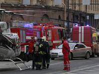 В результате теракта в Петербурге пострадали иностранцы