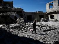 Документ о санкциях подготовлен в ответ на химическую атаку в сирийской провинции Идлиб, унесшую жизни около 90 человек, в которой Запад обвиняет правительственные войска Асада