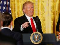 """Трамп не считает """"невозможным"""" сирийское урегулирование с Асадом во главе"""
