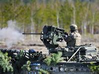 В Латвии начались учения НАТО, а в Эстонии самолеты альянса отработают бреющие полеты