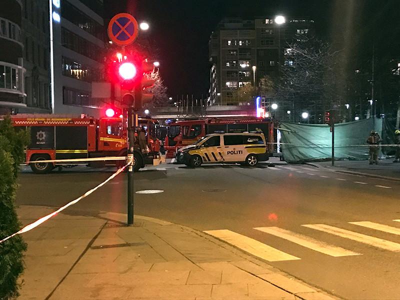 Сотрудники полицейской службы безопасности Норвегии накануне встретились с представителями Посольства России в Осло и официально уведомили их о состоявшемся ранее задержании, предположительно, россиянина 2000 года рождения
