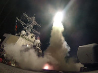 Трамп поблагодарил командира корабля, выпустившего ракеты по авиабазе в Сирии