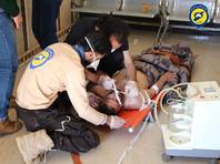 Французская разведка возложила ответственность за химатаку в Идлибе на Асада