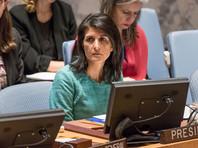 США в Совете Безопасности ООН призвали сменить давление с Дамаска на Москву