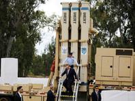 Израиль представил систему перехвата ракет средней дальности