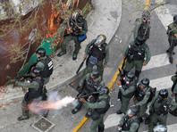 Правительственные силы Венесуэлы атаковали протестующих оппозиционеров с воздуха, десятки человек ранены