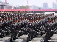 Пхеньян, 15 апреля 2017 года