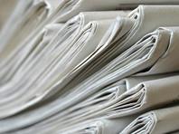 Россия вновь оказалась на дне мирового рейтинга свободы прессы