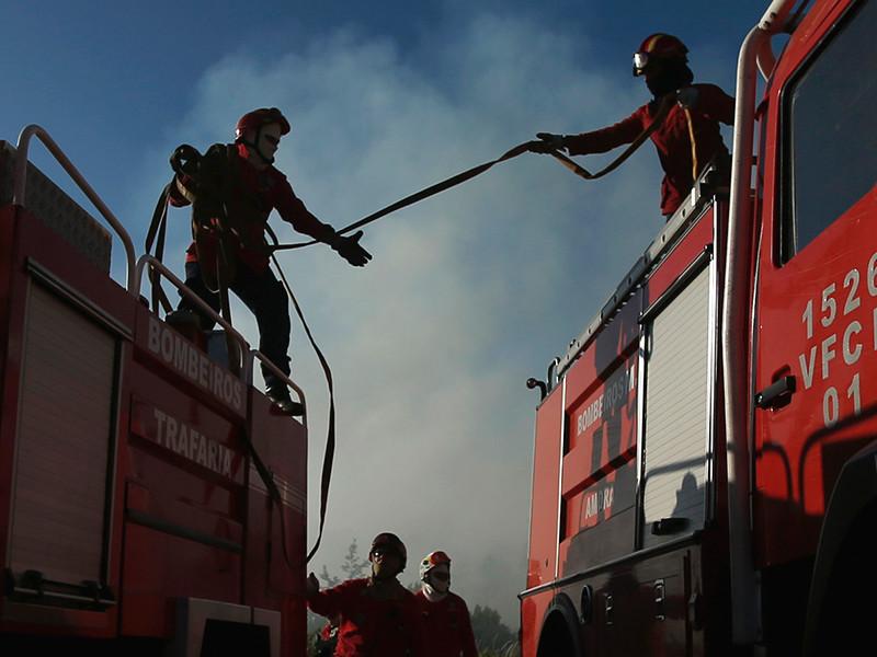 В Португалии на фабрике фейерверков прогремел взрыв - есть погибшие