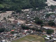 Число жертв наводнения и оползня в Колумбии превысило 250 человек