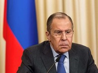 В Тбилиси назвали визит Лаврова в Сухуми посягательством на суверенитет Грузии